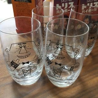東洋佐々木ガラス - トリスハイボール グラス 四つ