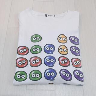 ウィゴー(WEGO)の【wego】 セガコラボ ぷよぷよ ロンT(Tシャツ(長袖/七分))