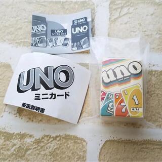 タカラトミー(Takara Tomy)のUNO ミニカード コレクション ガチャガチャ  70'sレトロver.  新品(トランプ/UNO)