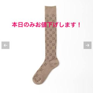 ドゥーズィエムクラス(DEUXIEME CLASSE)のjacquard socks(ソックス)