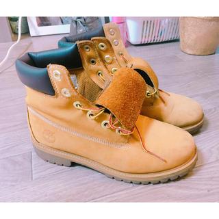 ティンバーランド(Timberland)のティンバ(ローファー/革靴)