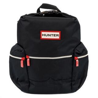 ハンター(HUNTER)のHUNTER バックパック BLACK (リュック/バックパック)