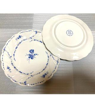 NIKKO - NIKKOさん お皿 2枚 昭和 未使用近