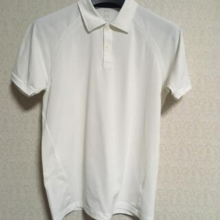 UNIQLO - UNIQLO白ポロシャツ
