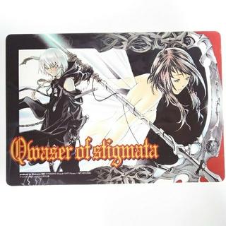 聖痕のクェイサー&鉄のラインバレル下敷き☆チャンピオンRED2007年2月号付録(その他)