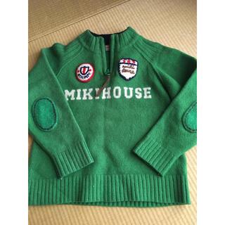 ミキハウス(mikihouse)のミキハウスのセーター(ニット)