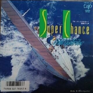 シングルレコード♪1986 Omega Tribe♪Super Chance(ポップス/ロック(邦楽))