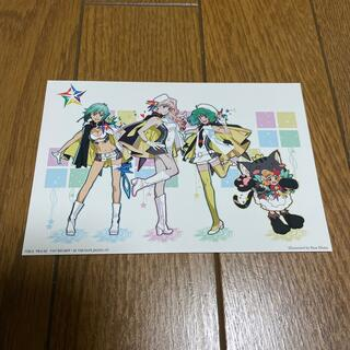 macros - 河森正治 EXPO 入場特典 ポストカード