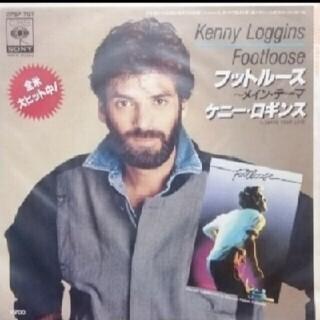 【送料無料】シングルレコード♪ケニー・ロギンス♪フットルース♪(ポップス/ロック(洋楽))