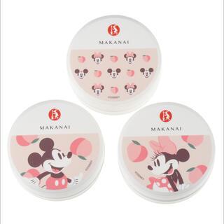 ディズニー(Disney)のまかないこすめ ミッキー&ミニー ハンドクリーム リップクリーム(ハンドクリーム)