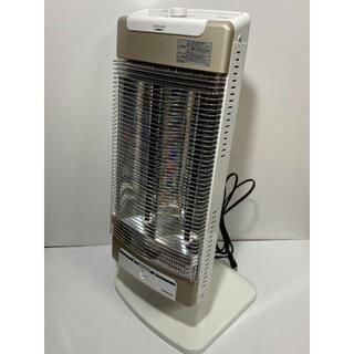 [美品]遠赤外線 電気ヒーター CORONA DH-1217R コロナ(電気ヒーター)