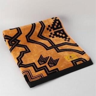 ビューティアンドユースユナイテッドアローズ(BEAUTY&YOUTH UNITED ARROWS)のOLD MOUNTAIN×koti b&y KAKEMONO ブランケット(寝袋/寝具)