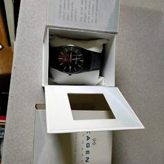 スカーゲン(SKAGEN)のSKAGENデンマーク自動巻き(腕時計(アナログ))