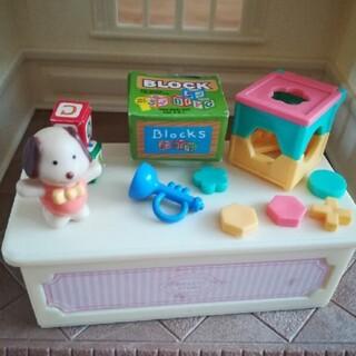 エポック(EPOCH)のシルバニア 森のマーケット おもちゃ(その他)