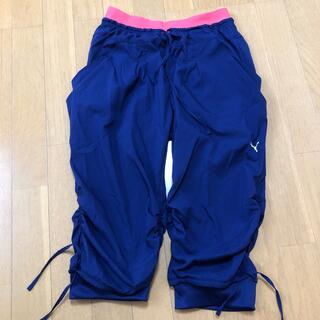 プーマ(PUMA)のトレーニングパンツ 膝丈(ハーフパンツ)