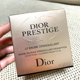 ディオール(Dior)のディオール プレステージ ル バーム デマキヤント150ml(クレンジング/メイク落とし)