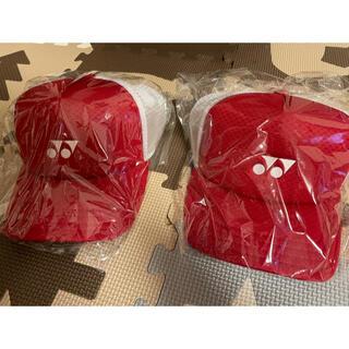 ヨネックス(YONEX)のYONEX 帽子(キャップ)