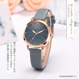 エレガント 合わせやすい 上品 大人かわいい カジュアル デイリー フォーマル(腕時計)