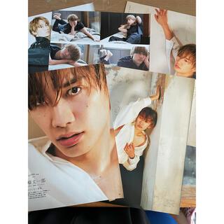 ジャニーズJr. - anan (アンアン) 2020年 12/16号 藤原丈一郎