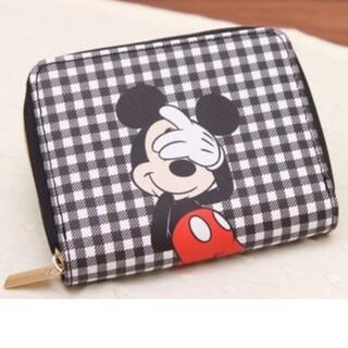 ミッキーマウス(ミッキーマウス)のミッキーマウス じゃばらカードケース sweet付録 disney(ファッション)