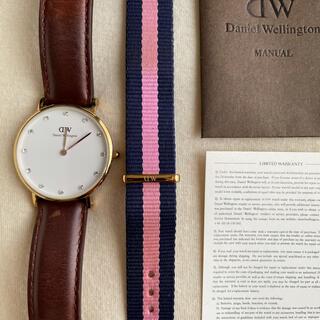 ダニエルウェリントン(Daniel Wellington)のdanielwellington DW 時計(腕時計(アナログ))