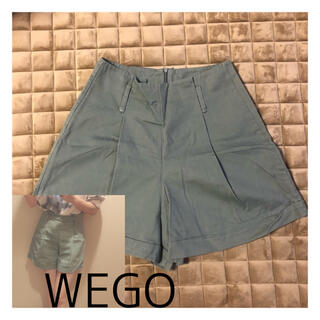 ウィゴー(WEGO)のショートパンツ ミントグリーン WEGO(ショートパンツ)