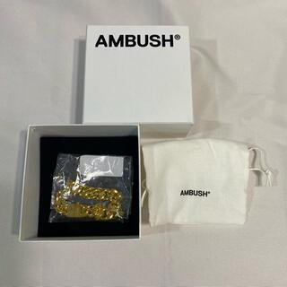 アンブッシュ(AMBUSH)のAMBUSH  アンブッシュ クラシックチェーン ブレスレット(ブレスレット/バングル)