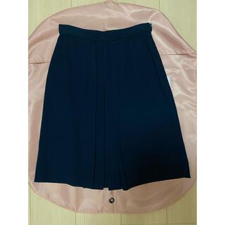 ミュウミュウ(miumiu)のMiuMiu フレアスカート(ひざ丈スカート)