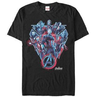 マーベル(MARVEL)のMARVEL アベンジャーズ エンドゲーム キャプテンアメリカ(Tシャツ/カットソー(半袖/袖なし))