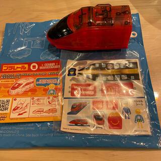 マクドナルド(マクドナルド)のハッピーセットプラレールひみつのおもちゃ(電車のおもちゃ/車)