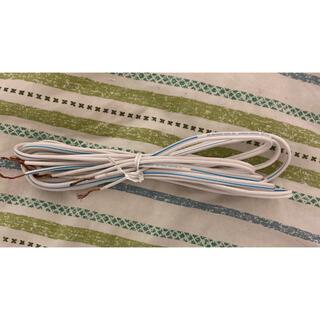 オーディオスピーカーケーブル  150cm  2本(カーオーディオ)