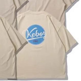 フリークスストア(FREAK'S STORE)のケボズ keboz Tシャツ ベージュ S(Tシャツ/カットソー(半袖/袖なし))