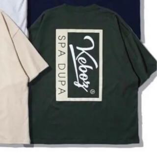 フリークスストア(FREAK'S STORE)のケボズ keboz フロクラブ コラボシャツ S(Tシャツ/カットソー(半袖/袖なし))