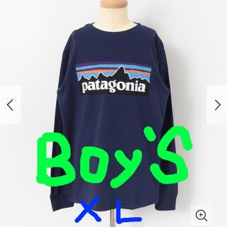 パタゴニア(patagonia)の新品 Patagonia ロングスリーブTシャツ(Tシャツ(長袖/七分))