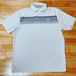 アンダーアーマー(UNDER ARMOUR)の【アンダーアーマー】メンズ ゴルフウェア ポロシャツ(ウエア)