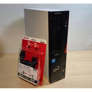 富士通 - 【中古】富士通 Esprimo D552/HW G1820/8GB/240GB