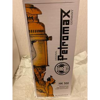 ペトロマックス(Petromax)のペトロマックス Petromax HK500 圧力式灯油ランタン ブラス(ライト/ランタン)