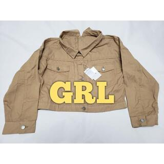 グレイル(GRL)のGRL/ツイルバック/Gジャン/フリーサイズ(Gジャン/デニムジャケット)