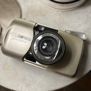 OLYMPUS - 【売り切り価格】オリンパス mju zoom105 フィルムカメラ