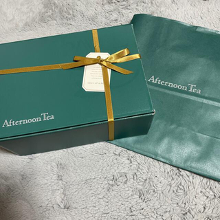 アフタヌーンティー(AfternoonTea)のAfternoon Tea  ギフト 新品未使用品(グラス/カップ)