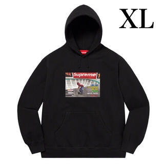 Supreme Thrasher Hooded Sweatshirt XL(パーカー)