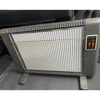 本日限定 サンラメラ 600W グレー(電気ヒーター)