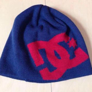 ディーシー(DC)の【新品】ビーニー ニット帽(ニット帽/ビーニー)