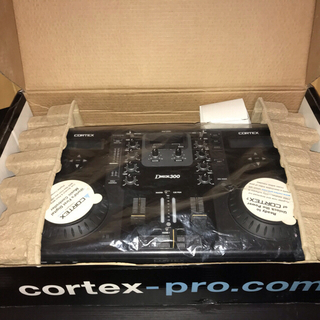 DJコントローラー  CORTEX Dmix300  新品・未使用品