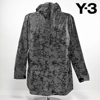Y-3 - 新品 Y-3 M DISTRESSED REFLECTIVE PARKA