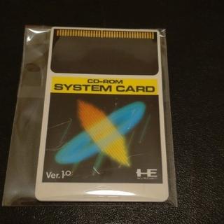 NEC - PCエンジン Huカード システムカード Ver.1.0