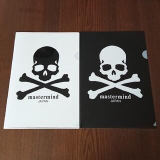 mastermind JAPAN -  マスターマインド ファイル 新品