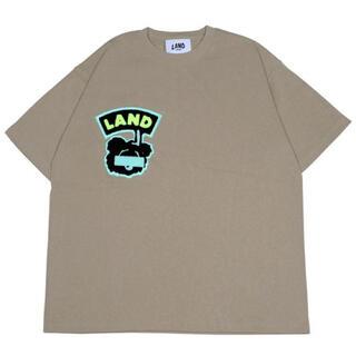 MILKBOY - LAND BEAR ワッペン TEE LAND by MILKBOY