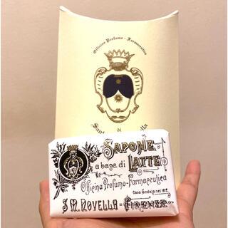 サンタマリアノヴェッラ(Santa Maria Novella)のサンタマリアノヴェラ ローズソープ100g(ボディソープ/石鹸)