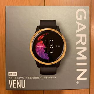 ガーミン(GARMIN)のサクレ様専用 Garmin スマートウォッチ venu(トレーニング用品)